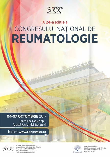congresul de reumatologie